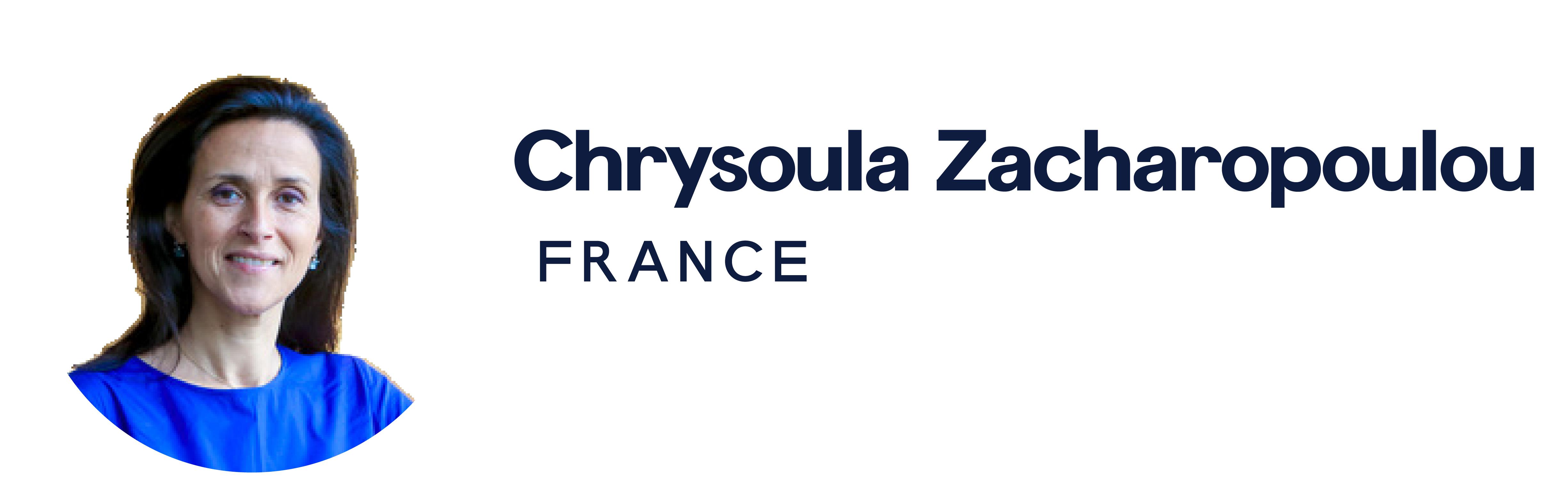Chrysoula Zacharopoulou