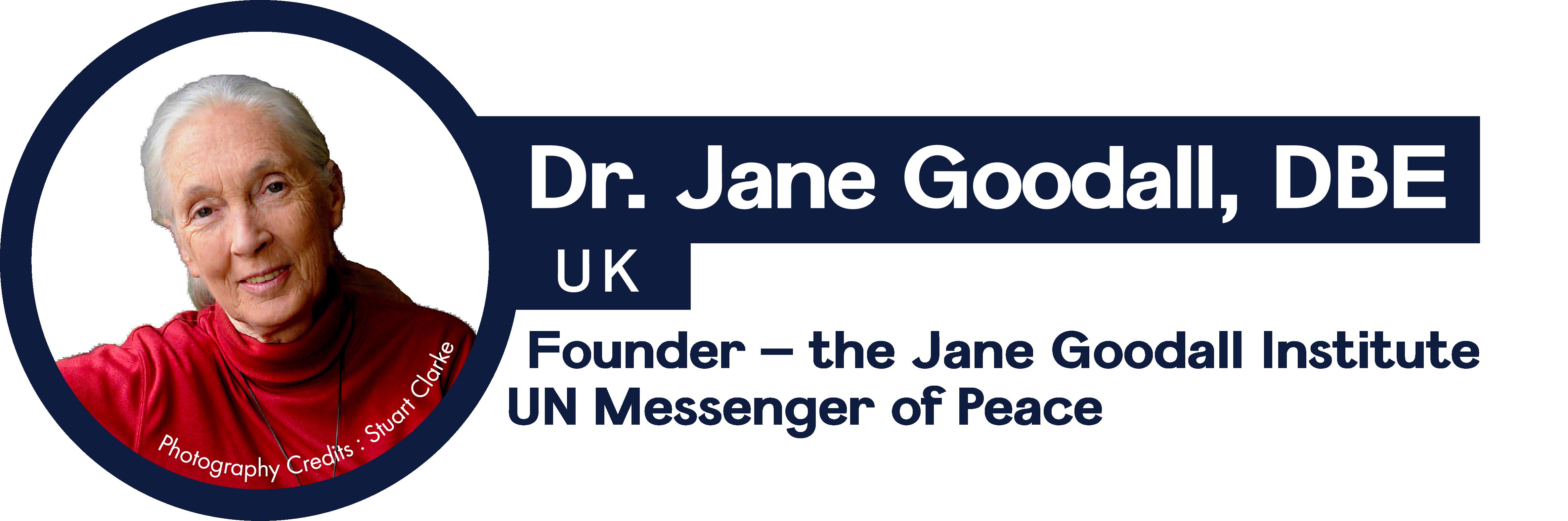 Dr. Jane Goodall, DBE_2