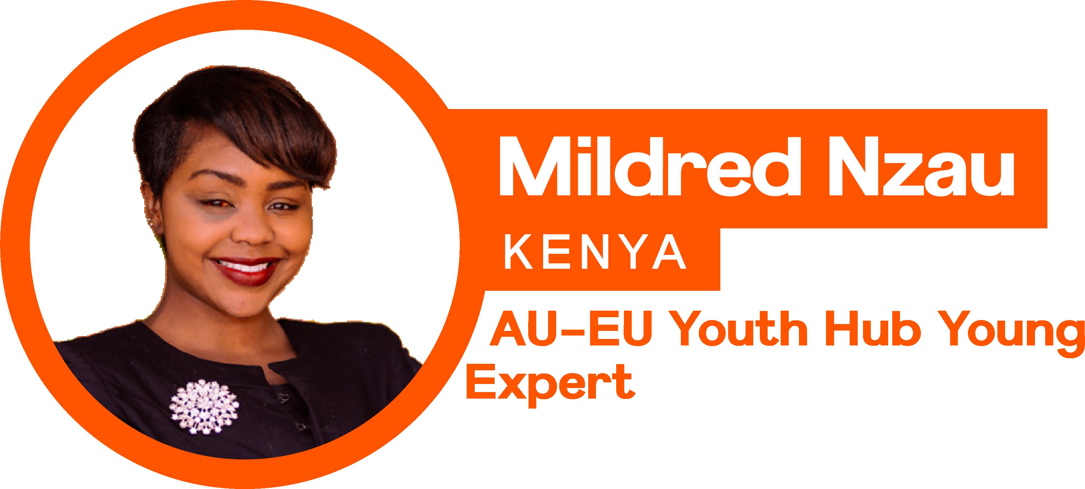Mildred Nzau